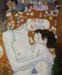 Le tre eta della donna (Mother and Child) by Gustav Klimt came in second on overstockArt.coms annual Mothers Day Top 5 Oil Paintings list.